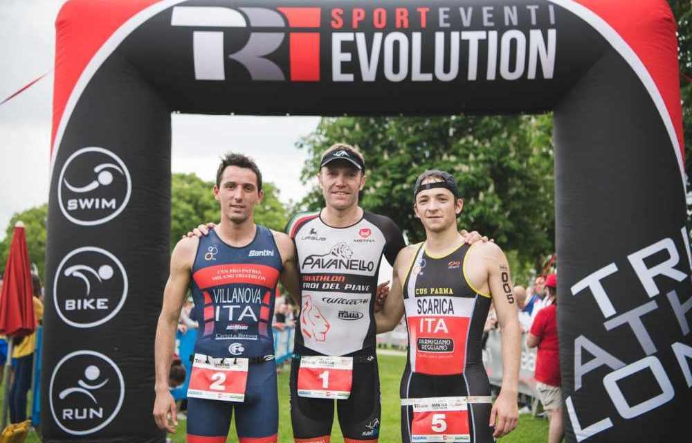2019-05-11 Triathlon Olimpico di Mantova