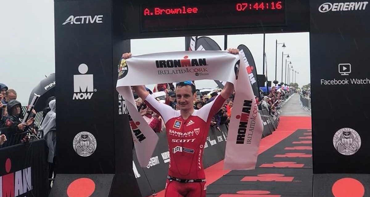 Alistair Brownlee vince l'Ironman Ireland e si qualifica per Kona ma…