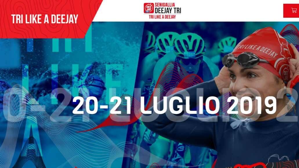 DeeJay Tri Senigallia, tutto pronto per la festa del triathlon