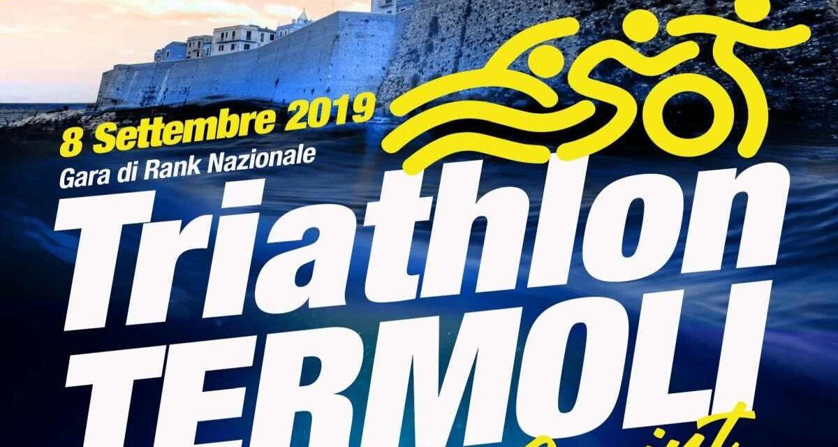 Triathlon Città di Termoli, 8 motivi per esserci