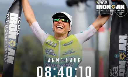 Anne Haug è la regina dell'Ironman Hawaii World Championship 2019
