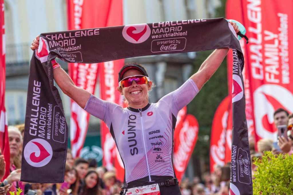 La statunitense Lisa Roberts si aggiudica il Challenge Madrid 2019 (Foto ©José Luis Hourcade).