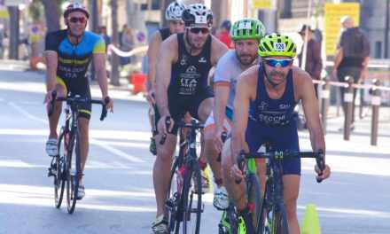 """Triathlon Porto Recanati, vincono Galeazzo e l'iridata """"18-19"""" Botti"""
