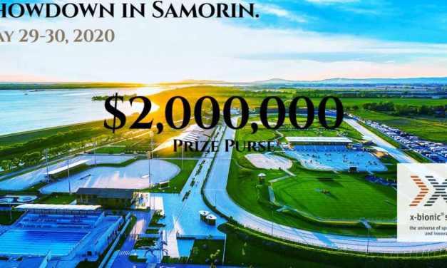 Due milioni di dollari di montepremi… a Samorin sbarca la Collins Cup!