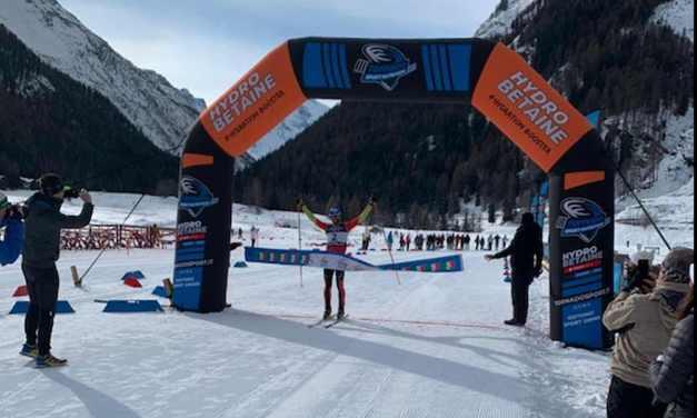 Italiani di winter triathlon, vincono Mairhofer e Lamastra. Tutte le maglie tricolori Age Group