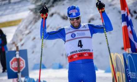 Giuseppe Lamastra vince l'argento agli Europei di winter triathlon. Pesavento è campione U23