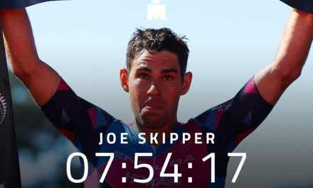 Joe Skipper e Teresa Adam vincono l'Ironman New Zealand a suon di record