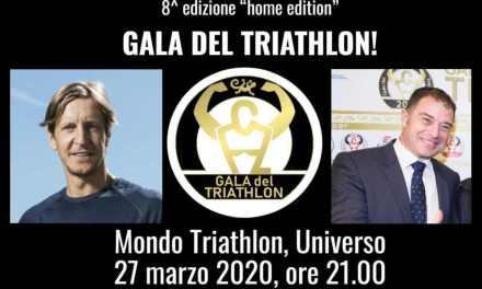 Il Gala del Triathlon 2020 in pillole con Massimo Ambrosini e Antonio Rossi (VIDEO)