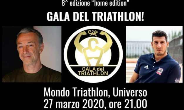 Il Gala del Triathlon 2020 in pillole con Linus e Dario Marini (VIDEO)