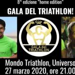 Il Gala del Triathlon 2020 in pillole con Daniele Vecchioni e Laura Pederzoli (VIDEO)