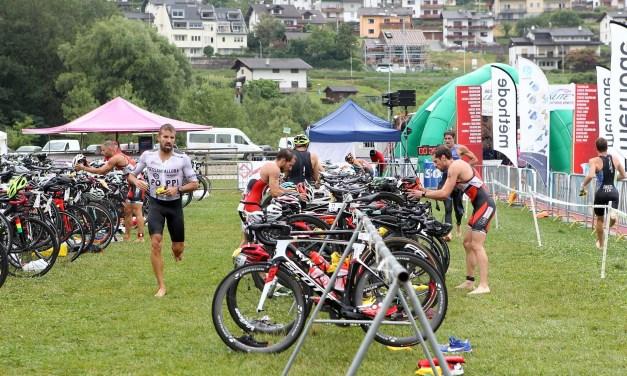 Il 25 e 26 luglio si riparte con il Triathlon Sprint Gold Silca Cup