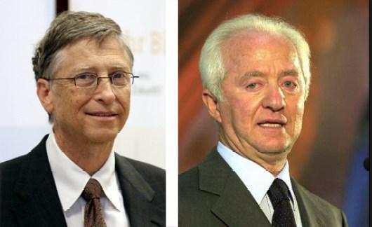Forbes i piu ricchi del mondo