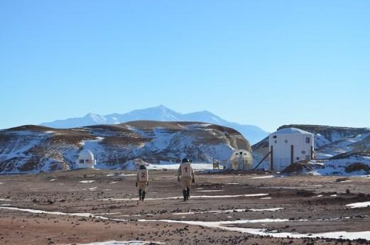 Hanksville Utah Pianeta Terra chiama Marte
