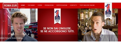British Institutes Corsi di inglese Roma