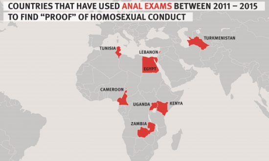 diritti umani dei Gay