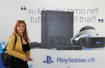 PlayStation VR, la realtà virtuale anche per me