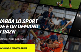 DAZN, alternativa a sky e streaming in alta definizione di sport