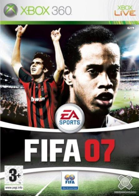 historia serii fifa FIFA 2007