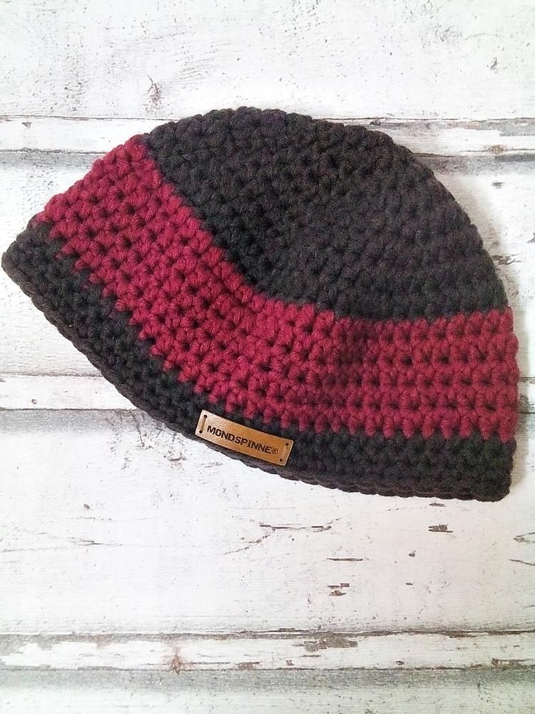 Mütze Wintermütze Häkelmütze Wollmütze