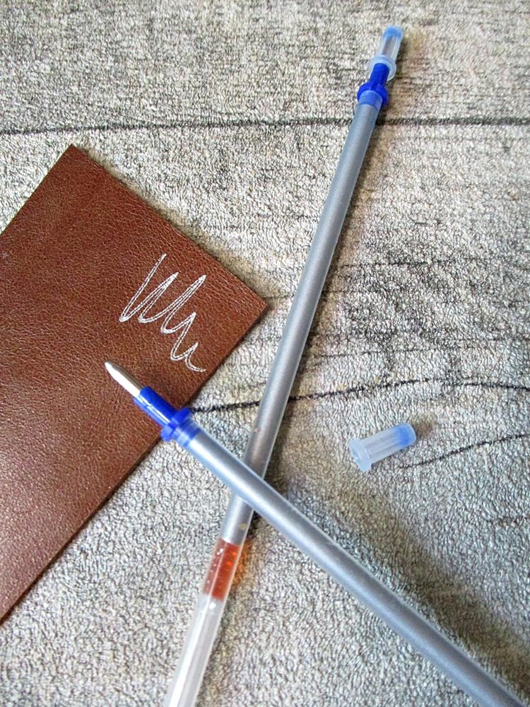 Silbermine Kugelschreiber silber Mine - MONDSPINNE