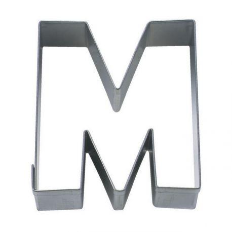 emporte piece lettre m