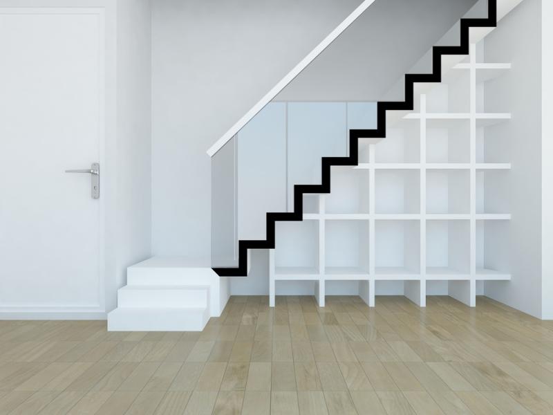 escalier quart tournant prix pose