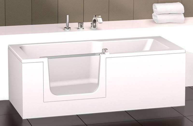 installer une porte sur sa baignoire