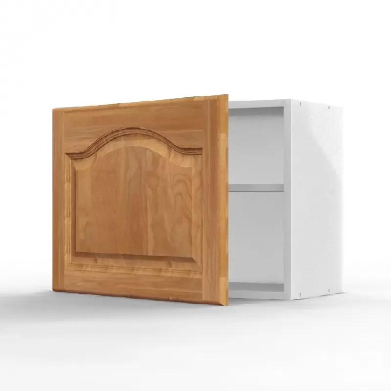 mon espace maison meuble haut cuisine chene massif verni largeur 60cm