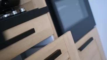 cuisine en bois massif meubles de