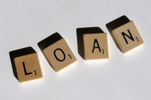 Scrabble Series Loan