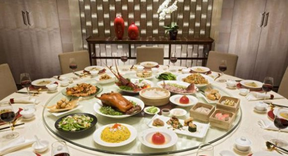 china business dining