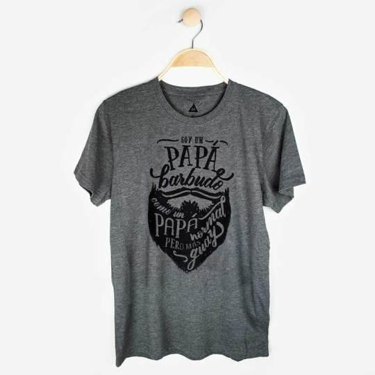 camiseta-papa-barbudo
