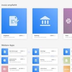 invoiz App Store