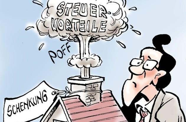 Schenkung Steuervorteile