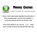 Money Cactus