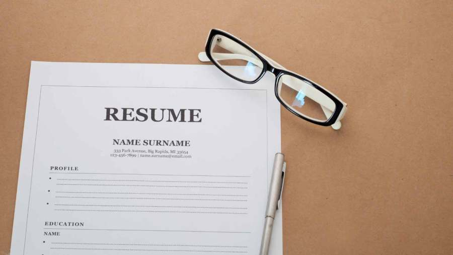 6 Job Search Tips for People Over 50 Years Old to Find Work resume template