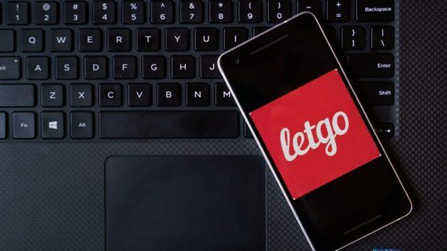 Letgo App Cellphone Laptop Buy Sell