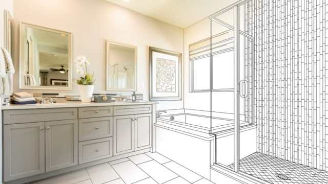 Interior Design Home Improvement Bathroom