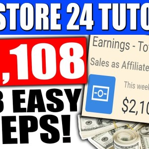 3 EASY STEPS To $700/Day Using DIGISTORE24 as a Complete BEGINNER (Digistore24 Tutorial)