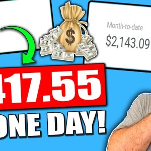 ($417 In One Day) How To Start CPA Marketing for Beginners (FREE) Step by Step!
