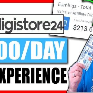 ($200 Per Day) Digistore24 Tutorial for Beginners | Make Money With Digistore Affiliate Marketing