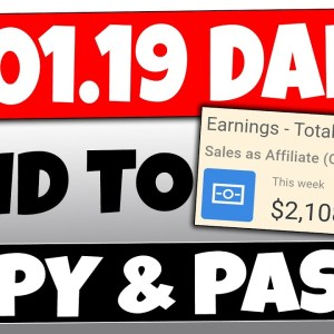 Paid $301.19 Really Fast Promoting Digistore24 Products For FREE (Digistore24 Tutorial)