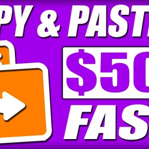 Make $500+ A DAY Online For FREE Copy & Pasting Links! make money online (How To Make Money Online)