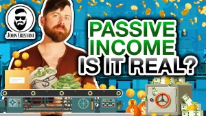Is Passive Income Even Real? The Truth EXPOSED!