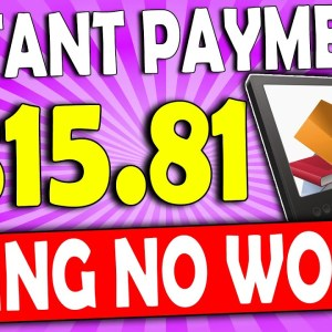 """How To Make Passive Income Online & Earn $315 """"DOING NO WORK"""" With eBooks (Worldwide)"""