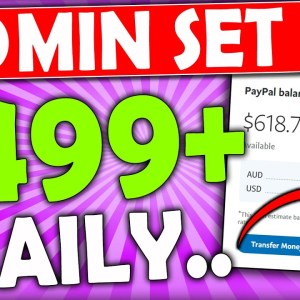 Show Others HOW TO START A BLOG & Earn $499 a Day as a Complete Beginner (Blog Affiliate Marketing)
