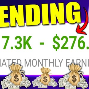 How To Make Money On YouTube Without Making Videos In a TRENDING Niche and Earn $20,000+/Month