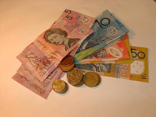 aussie money