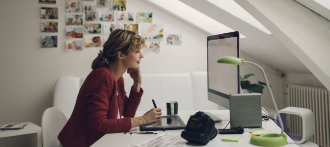 Telecommuting Losing its Luster