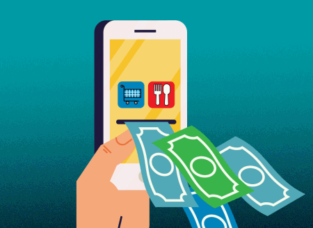 Make Money Shopping with Apps